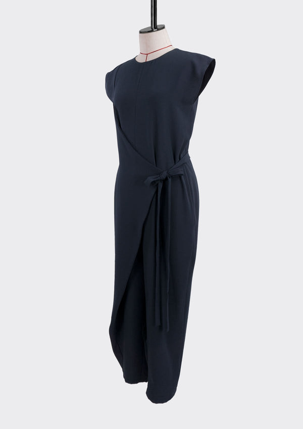 Fall 2019 Flex Jumpsuit Polyester Blue M