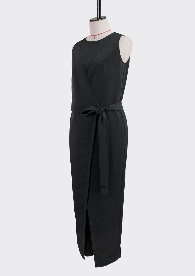 Fall 2019 Trix Jumpsuit Polyester Black M