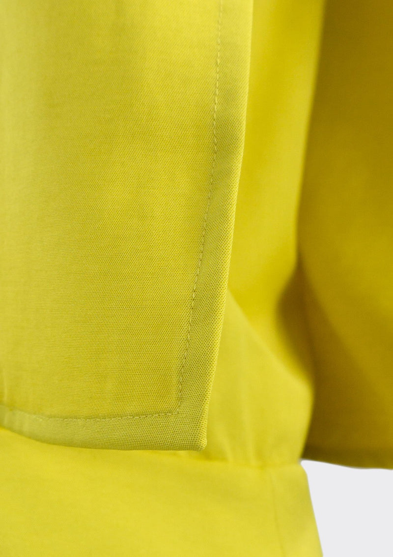 Resort 2019/20 Landro Top Polyester Rayon Yellow XL