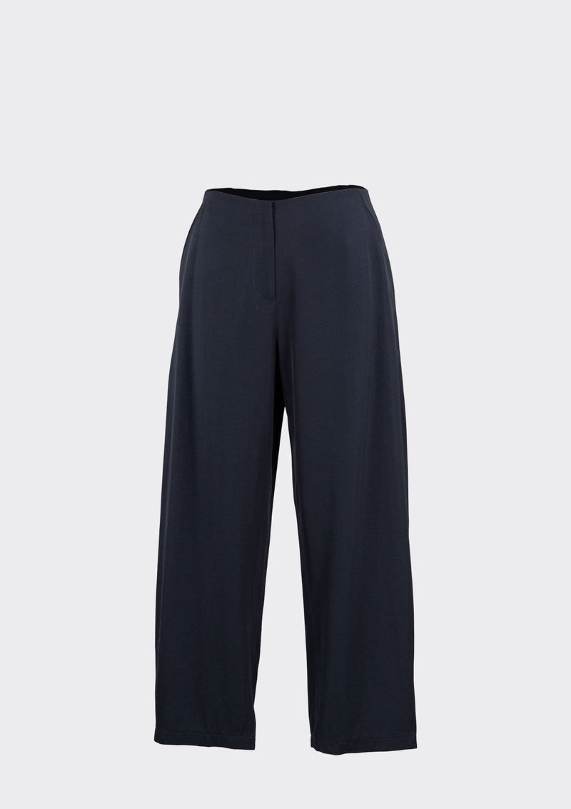 Resort 2019/20 Harvey Pants Polyester Rayon Blue XL