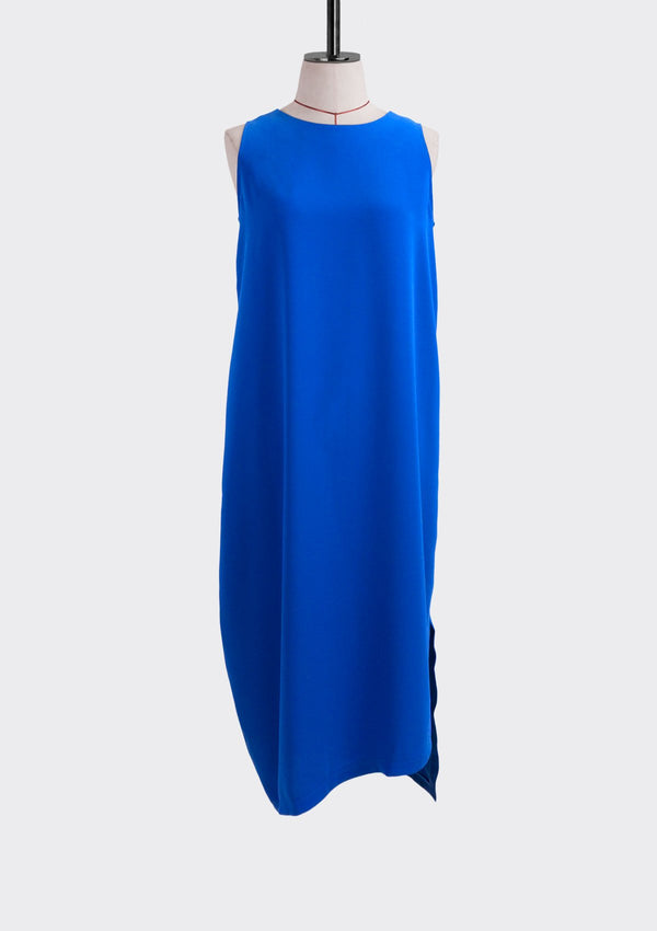 Resort 2019/20 Theo Dress Polyester Blue S