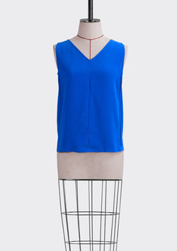 Resort 2019/20 Aces Top Polyester Blue S
