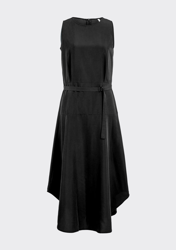 Spring Summer 2020 Diverse Dress Modal Polyester Black XL