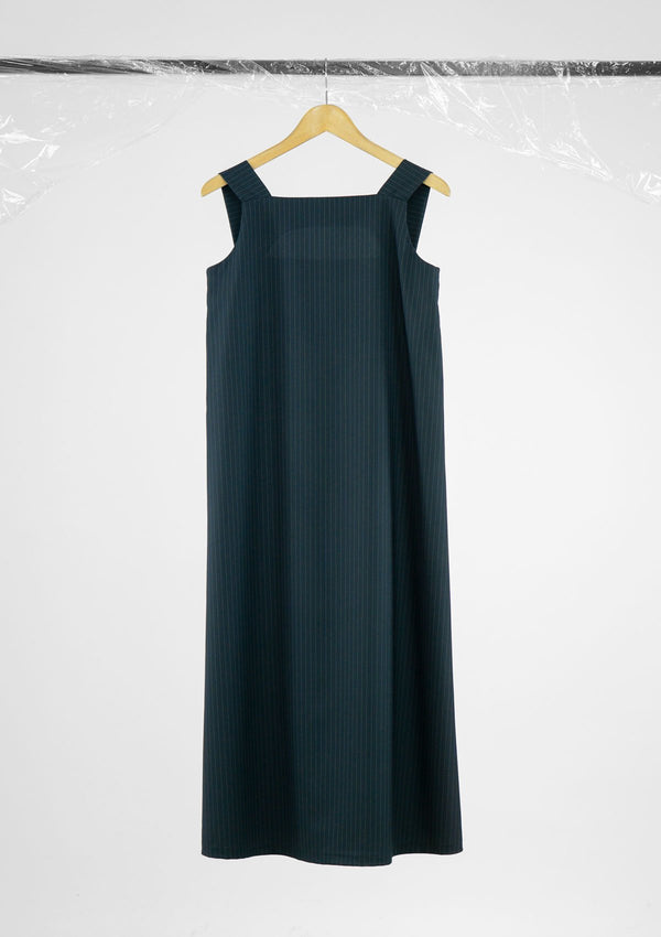 Limited Edition Ada Dress Polyester Dark-Blue S