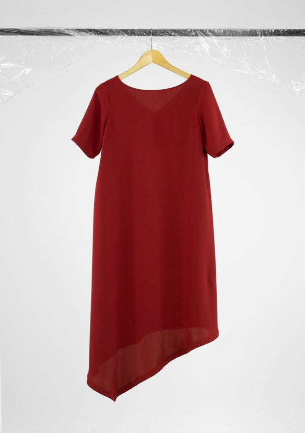 Limited Edition Aden Dress Polyester Red S