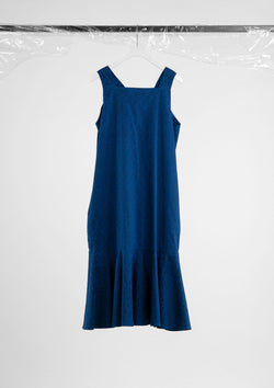 Limited Edition Aggie Dress Polyester Blue S