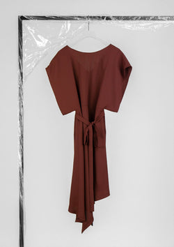 Limited Edition Airi Dress Polyester Red S