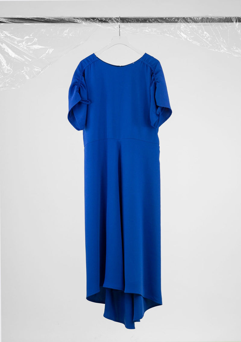 Limited Edition Alexandra Dress Polyester Dark-Blue S