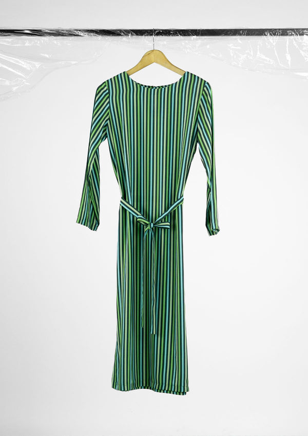 Limited Edition Bamboozle Dress Polyester Green S