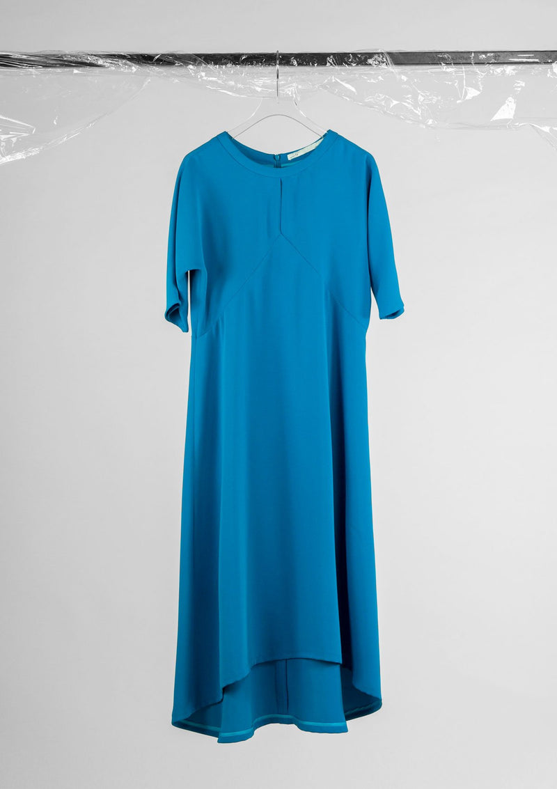 Limited Edition Blueming Dress Polyester Blue S