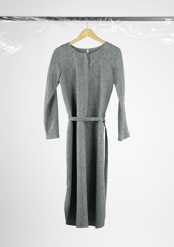 Limited Edition Enzo Dress Polyester Grey S