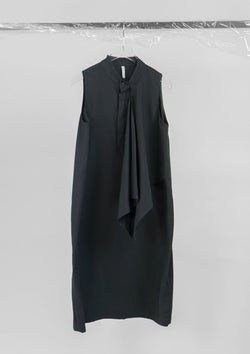 Limited Edition Felicity Dress Polyester Tencel Black S