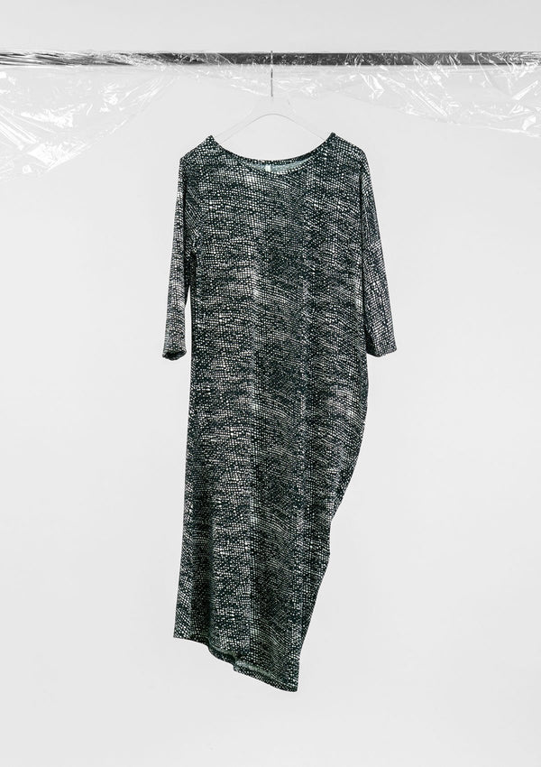 Limited Edition Haley Dress Polyester Rayon Black S