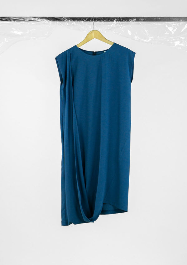 Limited Edition Hana Dress Polyester Blue S