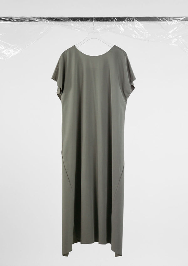 Limited Edition Hesitate Dress Cotton Polyester Khaki S