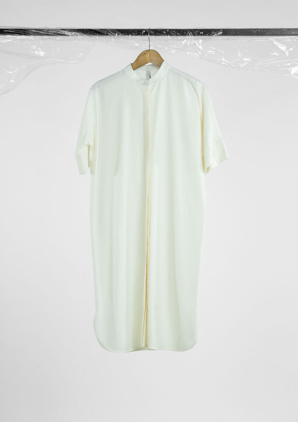 Limited Edition Ice Dress Polyester White S