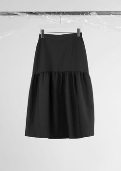 Limited Edition Jeanelle Skirt - SOLD OUT Polyester Black S