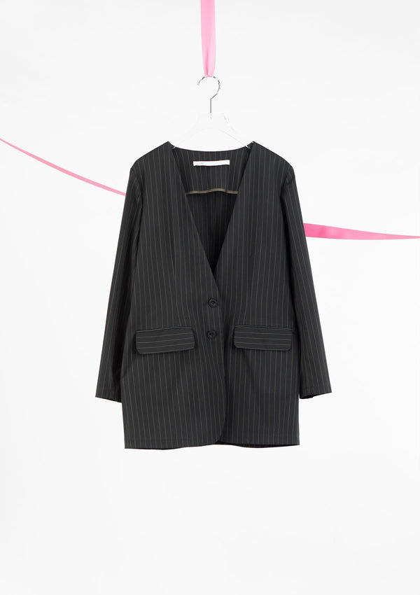 Limited Edition Kaori Jacket Polyester Black S