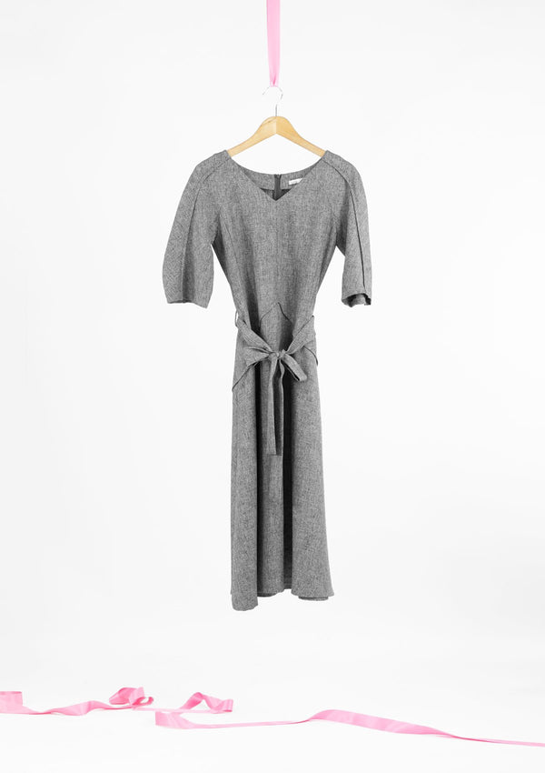 Limited Edition Laiya Dress Polyester Grey S