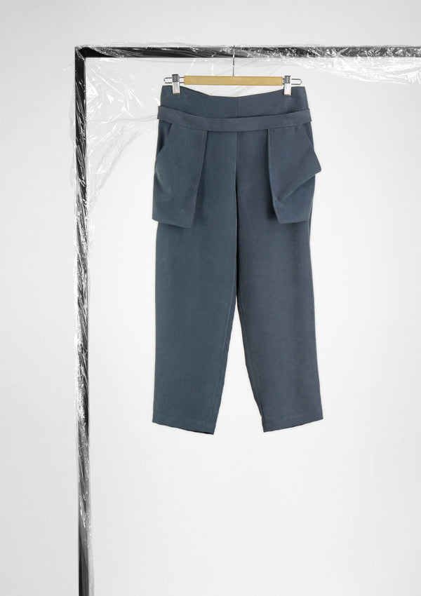 Limited Edition Levi Pants Cupro Blue S