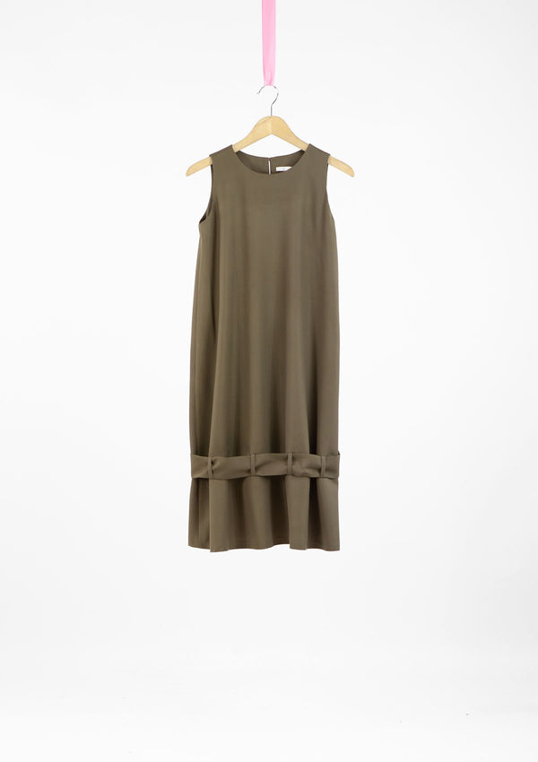 Limited Edition Lewi Dress Polyester Brown S
