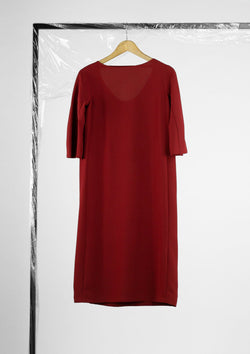 Limited Edition Meena Dress Polyester Red S