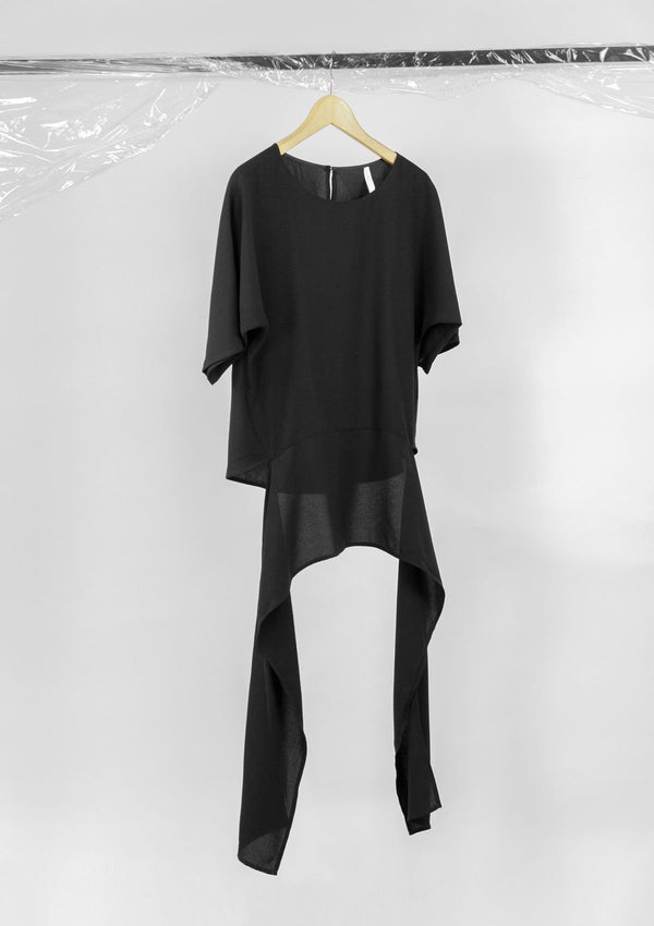 Limited Edition Milly Top Polyester Black S