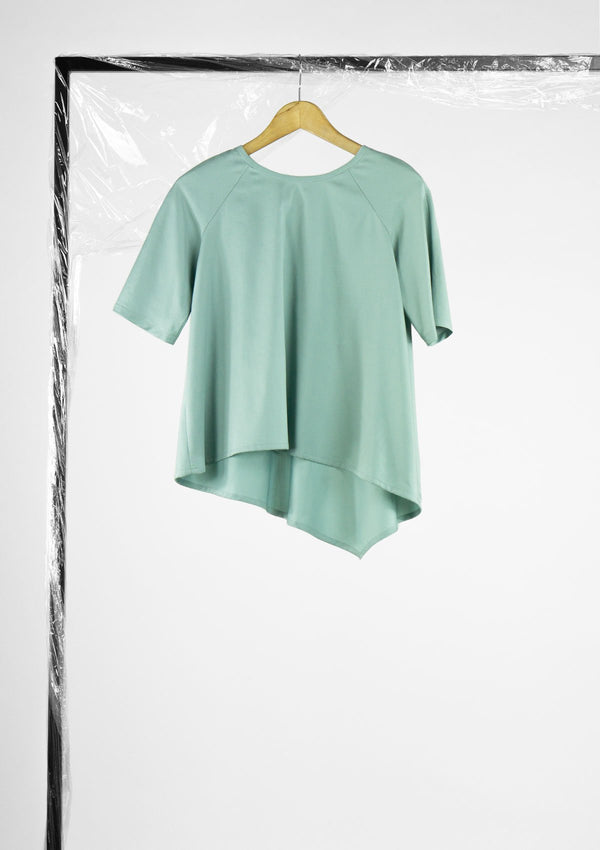 Limited Edition Polli Top Cotton Polyester Green S