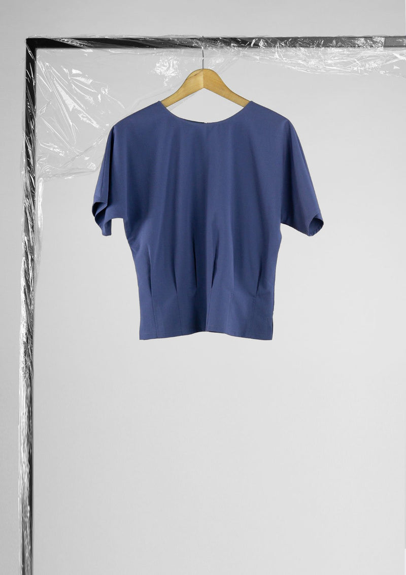 Limited Edition Rebound Top Cotton Polyester Purple S