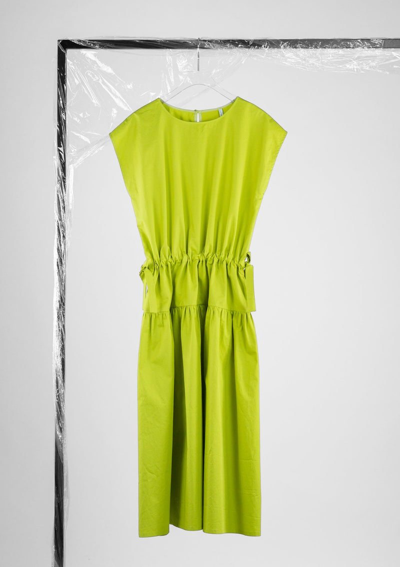 Limited Edition Reflex Dress Polyester Light-Green S
