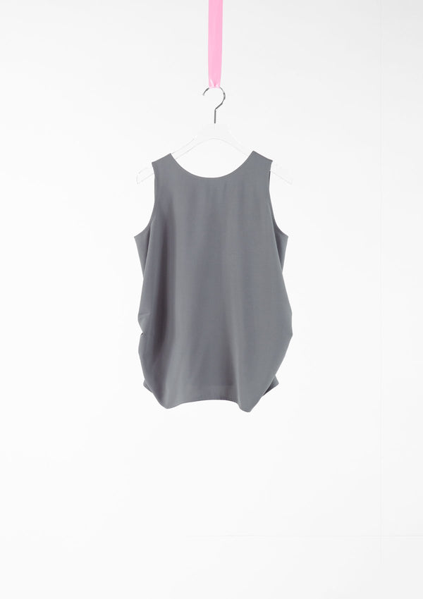 Limited Edition Rexha Top Polyester Grey S