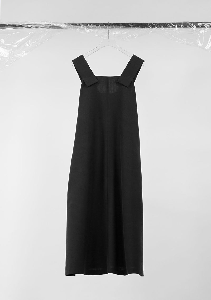 Limited Edition Solo Dress Polyester Black S