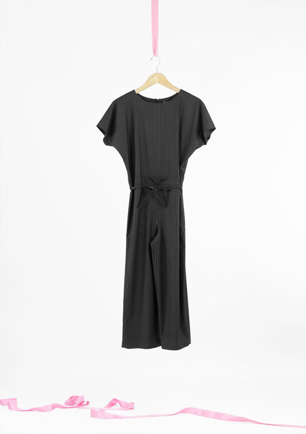 Limited Edition Takako Jumpsuit Rayon Polyester Black S
