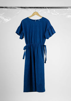 Limited Edition Theodore Dress Polyester Blue S