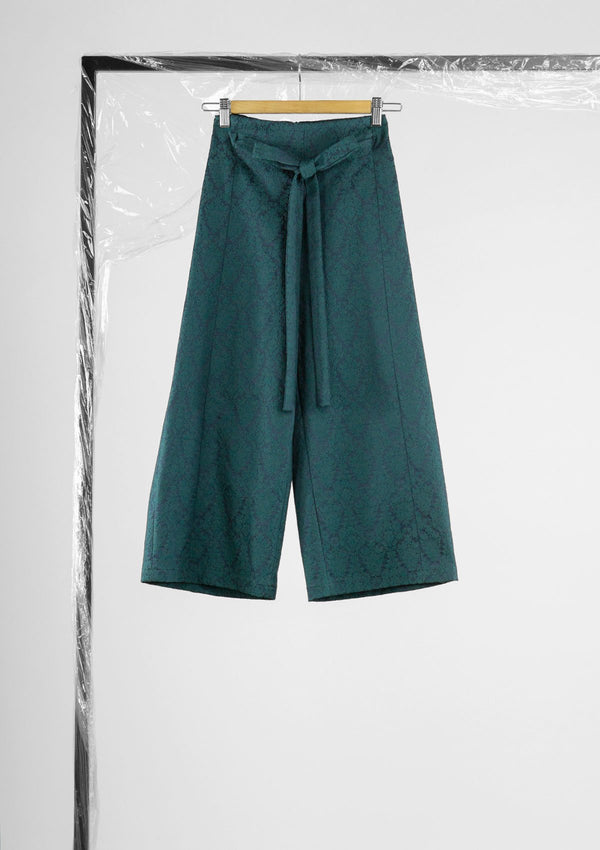 Limited Edition Unconditional Pants  Cotton Polyester Dark-Green S