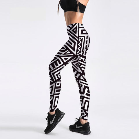 Anime Print 3D Premium Fitness Leggings