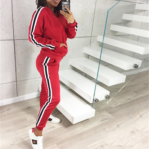 Fit Forever Two Piece Tracksuit
