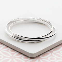Russian Tri Bangle (BGL3011)