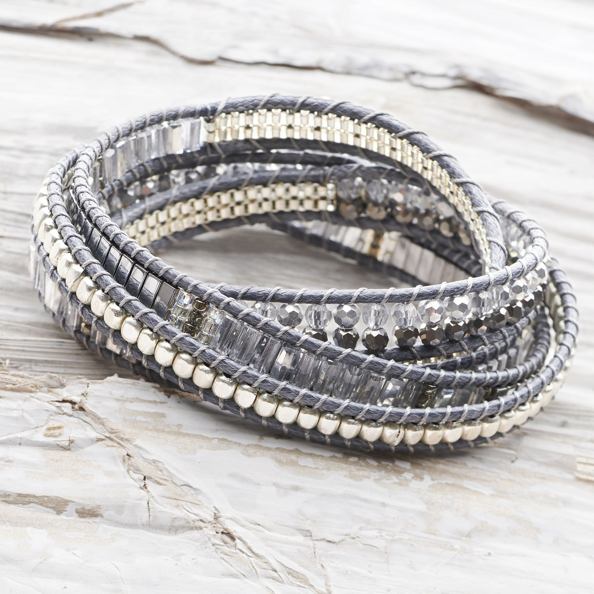 Twilight Sky Wrap Bracelet (BRC12861)