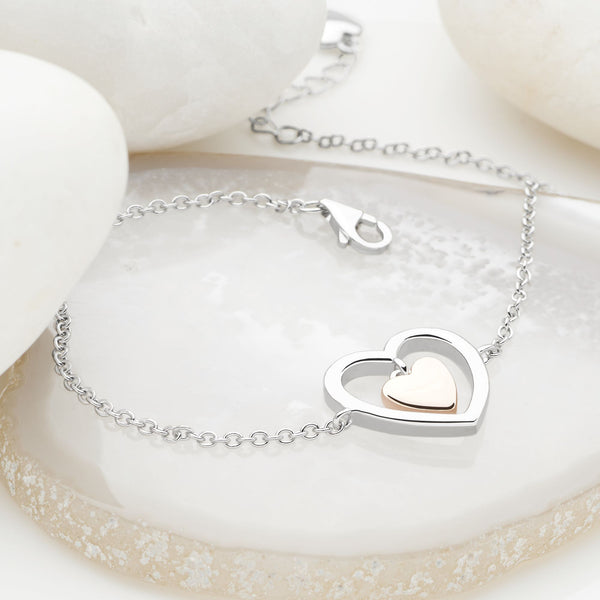Love is Gold Bracelet (BRC15871)