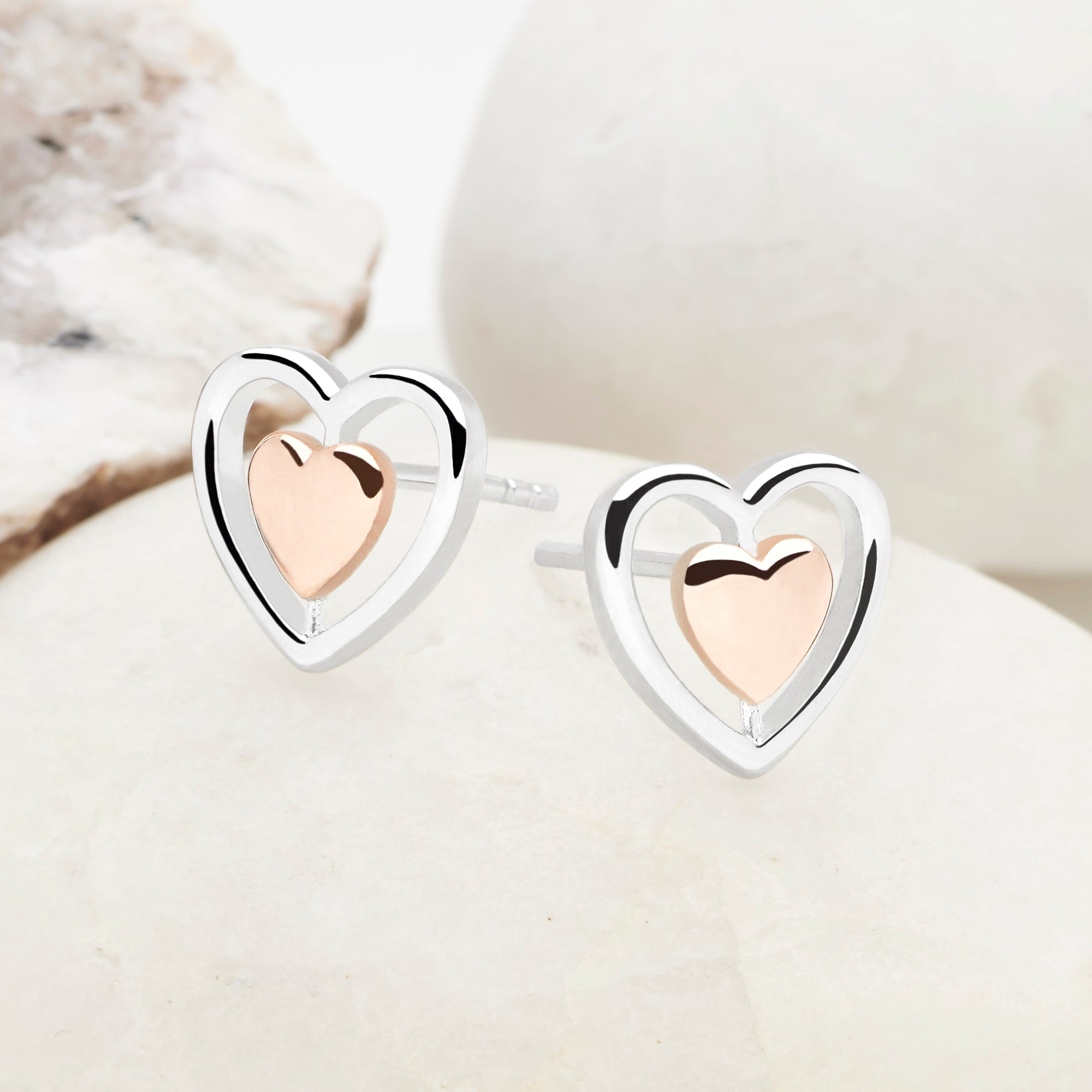 Love is Gold Earrings (E48871)