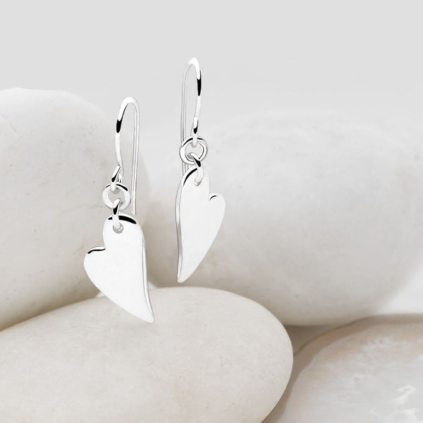 Amour Heart Earrings (E49491)