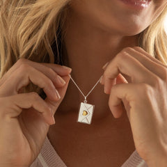 Personalised Message Pendant (P29061)