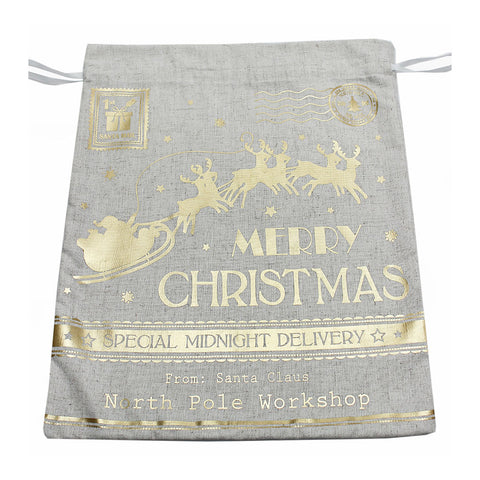 Midnight Delivery Christmas Sack