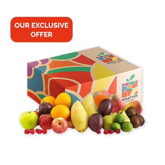 WHAT'sIN Surprise Fruit Boxes