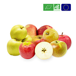 Organic Apple Trio - 1kg