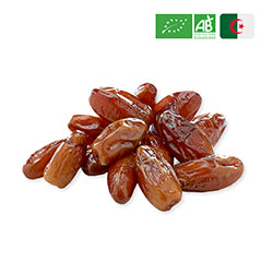 Organic Dried Degret Nour Date - 250gr