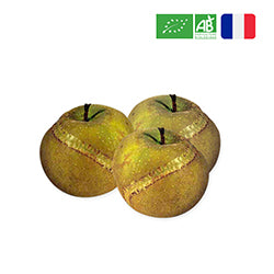 Organic Patte de Loup Apple - 500gr