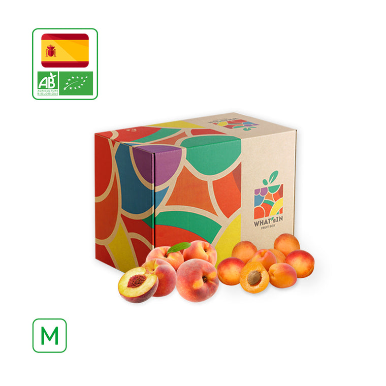WHAT'sIN Yellow Peach & Flopria Apricot Duo (M - 2.5 KG)