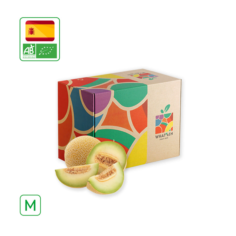 WHAT'sIN Galia Melon Solo (M - 2.5 KG)